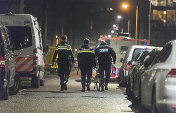 Holanda: Un muerto y dos heridos en un tiroteo en Ámsterdam