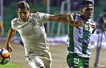 Oriente Petrolero avanzó en la Libertadores pese a caer con Universitario