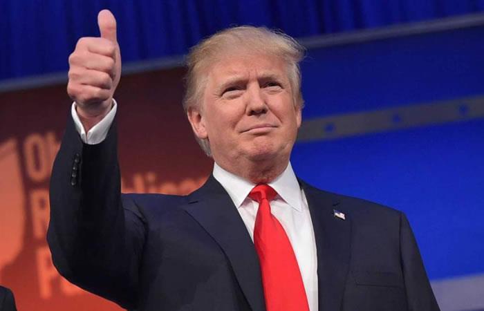 Error ortográfico en las invitaciones al discurso de Trump sobre el Estado de la 'Uniom'