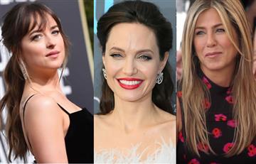 Dakota Johnson explicó su reacción del desplante de Angelina a Jennifer Aniston
