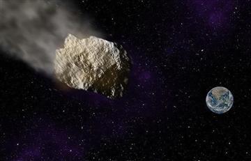 Asteroide gigante en cuestión de horas se acercará a la Tierra