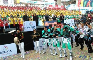 Carnaval de Oruro deslumbra al mundo con música y danza