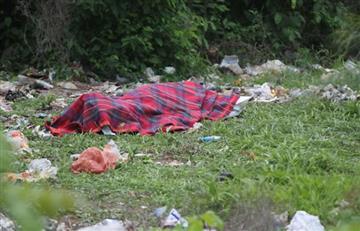 La Paz: Hallan el cadáver de una mujer calcinada y semienterrada