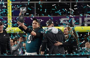 Super Bowl: Filadelfia Eagles gana y destrona a Patriots