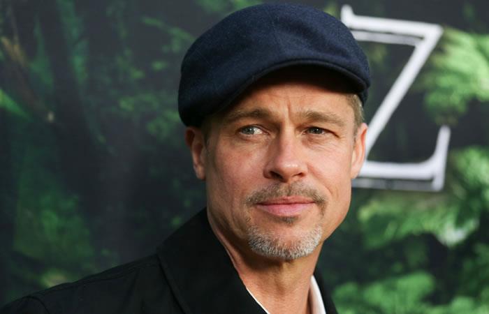 Hollywood: Brad Pitt involucrado en un accidente de tráfico