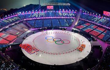 Juegos Olímpicos de Invierno 2018 y la ceremonia de Inauguración