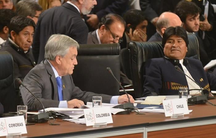 Bolivia comienza tramo final de reivindicación marítima con Chile