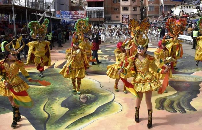 Carnaval de Oruro deja 40 muertos en 4 días de celebración
