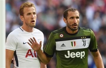 Juventus vs. Tottenham: EN VIVO en la Champions League