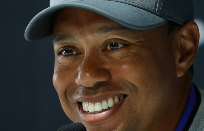 Tiger Woods regresa al circuito de la PGA