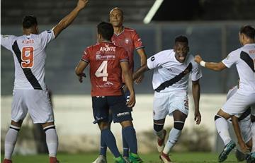 Wilstermann cayó vencido por Vasco da Gama en La Libertadores