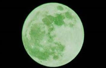 'Si ha compartido el anuncio sobre la luna verde, borre su cuenta'