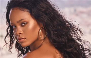 Rihanna muestra cómo lucía en su infancia con una tierna imagen
