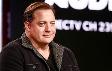 Brendan Fraser denuncia que fue víctima de abuso por un directivo de Hollywood