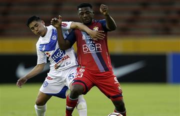 Nacional sufrió para ganar a San José por la Sudamericana 2018