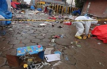 Oruro: Indagarán a heridos en explosión que no buscaron ayuda