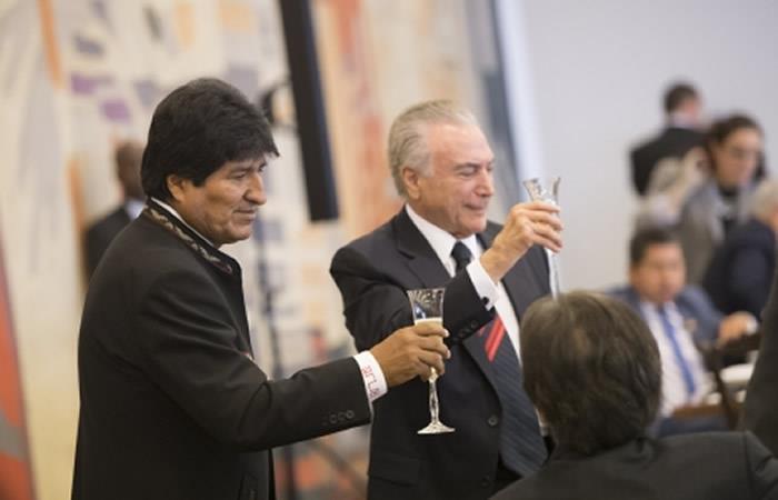 Brasil ratifica su compromiso con Corredor Ferroviario Bioceánico Central