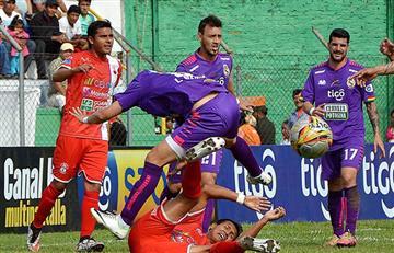 Liga Boliviana: Así quedó la tabla tras la quinta fecha