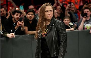 Vídeo: Ronda Rousey golpea al campeón de pesos pesados Triple H