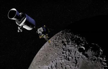 En 2019 la red 4G llegará a la Luna