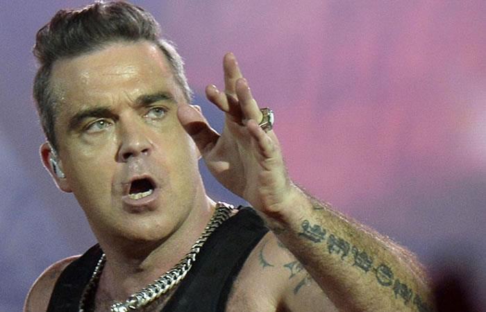 Robbie Williams se refiere a sus enfermedades mentales