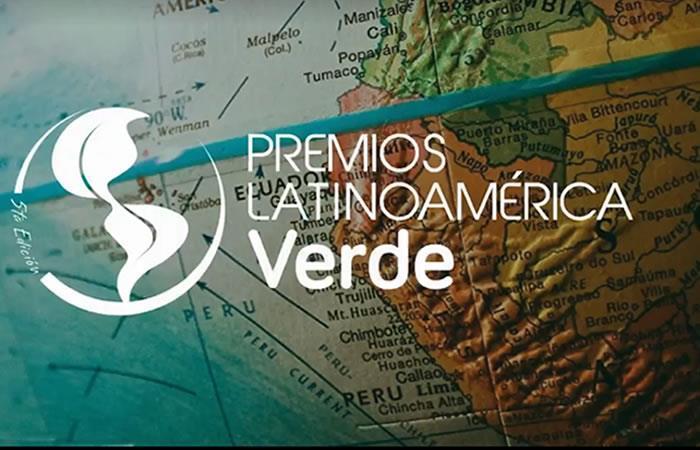 Foto: Facebook/Premios Latinoamérica Verde