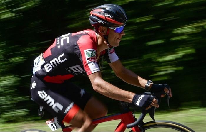 Richie Porte es baja en la Tirreno-Adriático