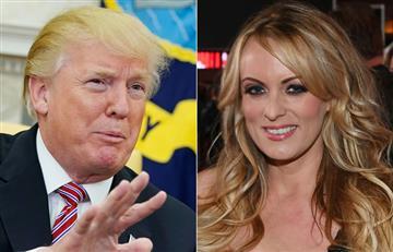 """Stormy Daniels quiere contar """"la verdad"""" sobre Trump"""