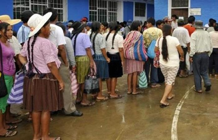 Violencia machista causó la muerte de 447 mujeres en Bolivia