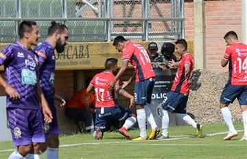 Wilstermann goleó a Real Potosí y es puntero del Grupo A