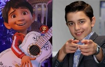 El niño que le dio vida al protagonista de Coco estará en Bolivia