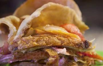 ¿Cómo preparar el mejor Sándwich de Chola?
