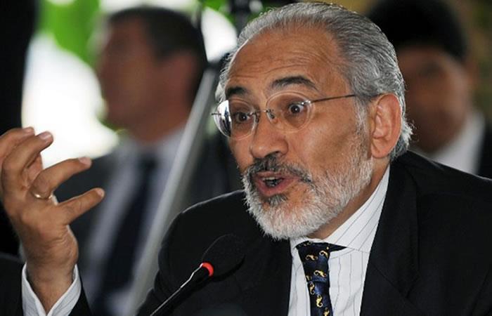 Carlos Mesa afirma que sí testificó en el juicio contra Goni