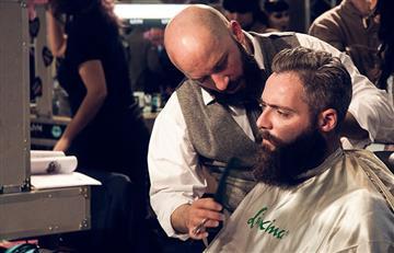 Ir a la peluquería podría salvarle la vida a los hombres