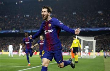 Barcelona goleó al Chelsea y se clasifica a los cuartos de final