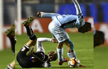 Bolívar empató con Colo Colo en Bolivia por la Libertadores