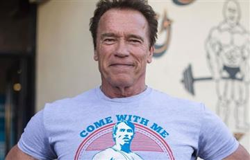 Así lucía Arnold Schwarzenegger a sus 16 años de edad