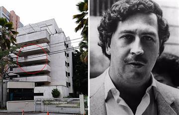 El fantasma de Pablo Escobar que se ha hecho viral en redes sociales