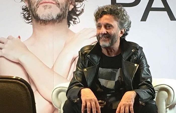 Fito Páez: 'Soy feminista de siempre' y así lo plasma en su nuevo álbum