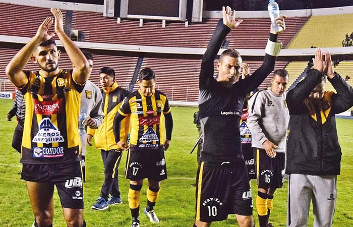 Liga Boliviana: Así quedó la tabla tras la fecha 10 del torneo