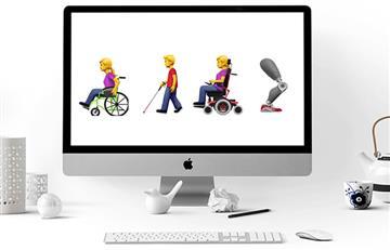 Apple: Así serían sus nuevos emojis para personas en condición de discapacidad