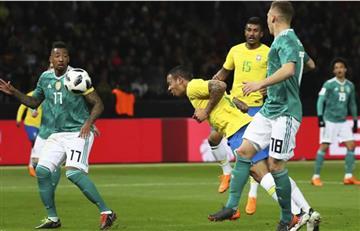 Brasil derrotó a Alemania con sabor a revancha