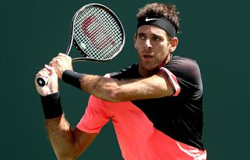 Del Potro sigue imparable en Miami