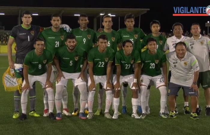 Fecha FIFA: Bolivia cayó ante Curazao en el segundo amistoso internacional
