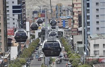 Teleférico La Paz-El Alto ha transportado más de 120 millones de pasajeros