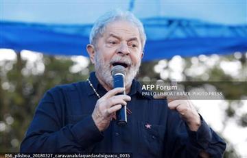 Brasil: Caravana que apoya a Lula es atacada con disparos