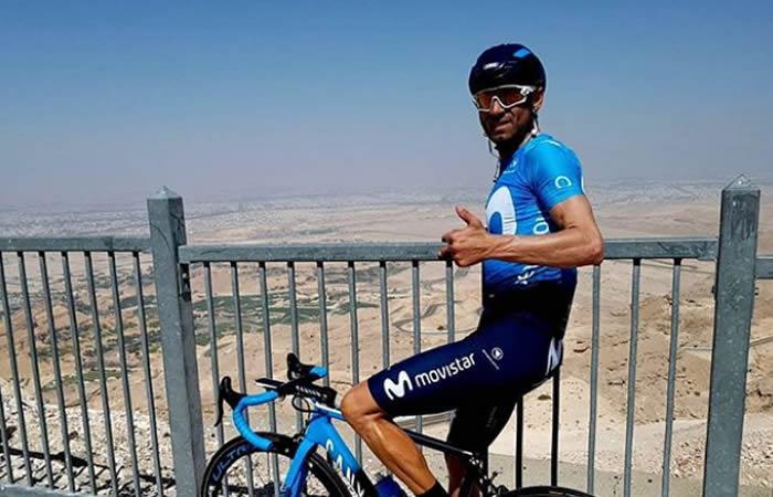 Alejandro Valverde no correrá la Vuelta a Flandes