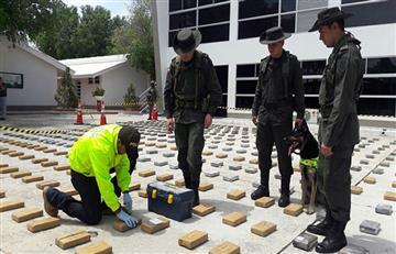 ¡Golpe al narcotráfico! Cae red colombiana que trabajaba con el Cartel Sinaloa