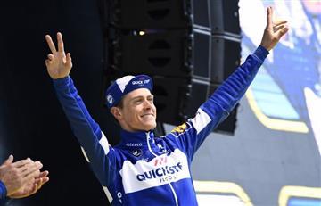 Holandés Niki Terpstra gana el Tour de Flandes