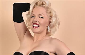 Suzie Kennedy, la doble de Marilyn Monroe que la revivirá